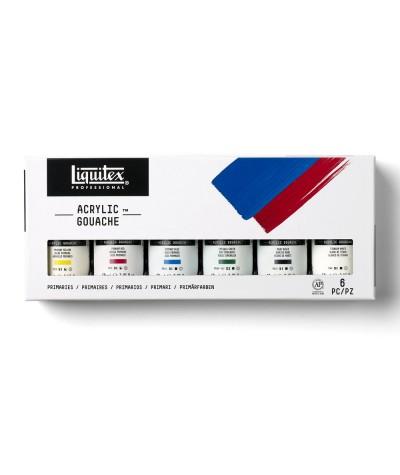 Acrylic goauche Liquitex básicos