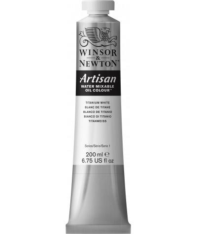 Artisan blanco titanio 200 ml