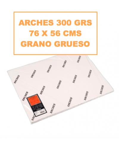 Arches grano grueso 76 x 56