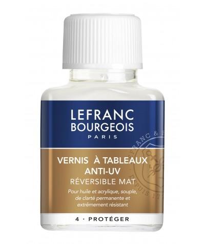 Barniz mate 75 ml Lefranc