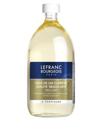 Aceite clarificado Lefranc...