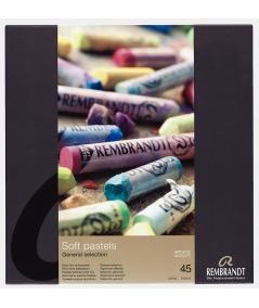 Caja pastel Rembrandt 45