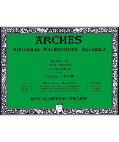 Arches 23 x 31 grano fino