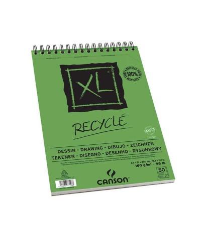 Bloc Canson XL reciclado A4