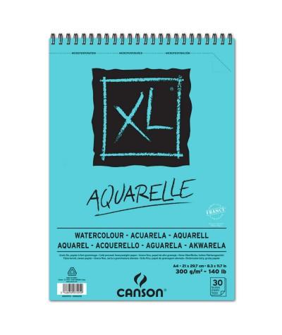 Bloc XL AQUARELLE CANSON A4