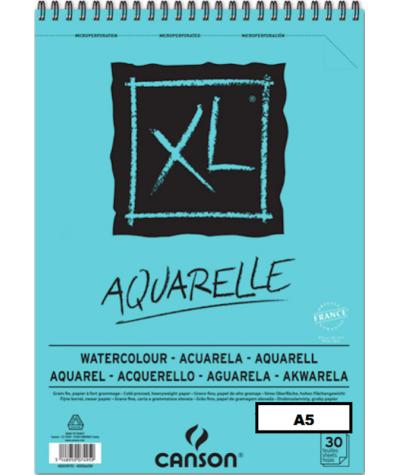 Bloc Canson Aquarelle A5