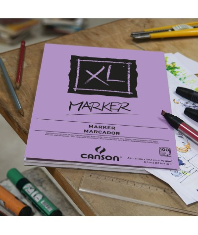 XL Marker Canson A4