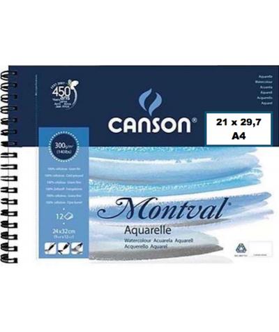 Bloc Canson Montval A4