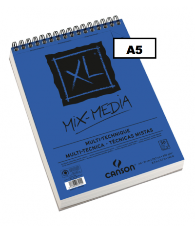 XL Mix Media Canson 45