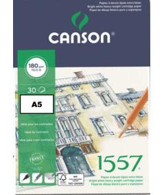 Bloc 1557 de Canson A5