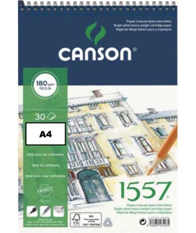Album 1557 Canson DIN 4