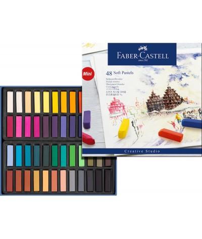 Faber Castell Creative 48 medias barras