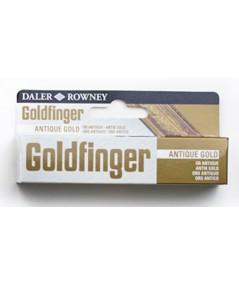 Goldfinger oro antiguo