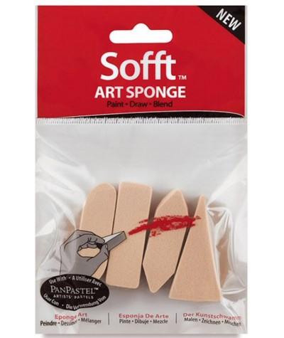 Sofft esponjas para Panpastel
