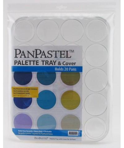 Bandeja vacía para Panpastel 20 colores