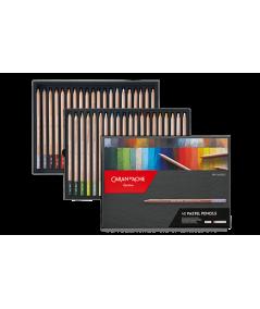 Lápices pastel Caran d´ache 40 colores