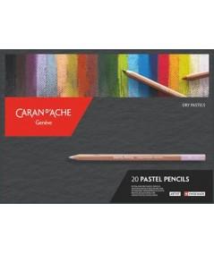 Lápiz pastel Caran d´ache caja 20
