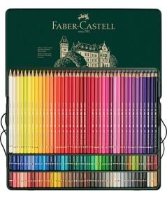 Caja 120 Polychromos Faber Castell
