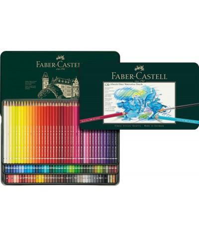 Caja 120 lápices Faber...