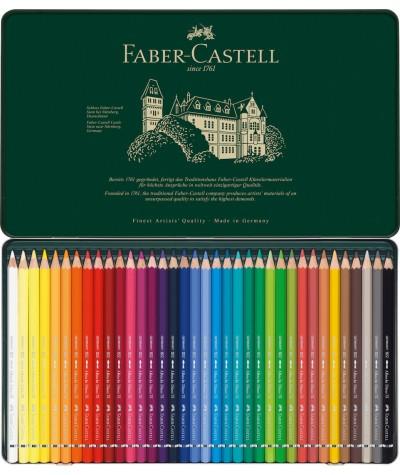 Caja 36 lápices Faber...