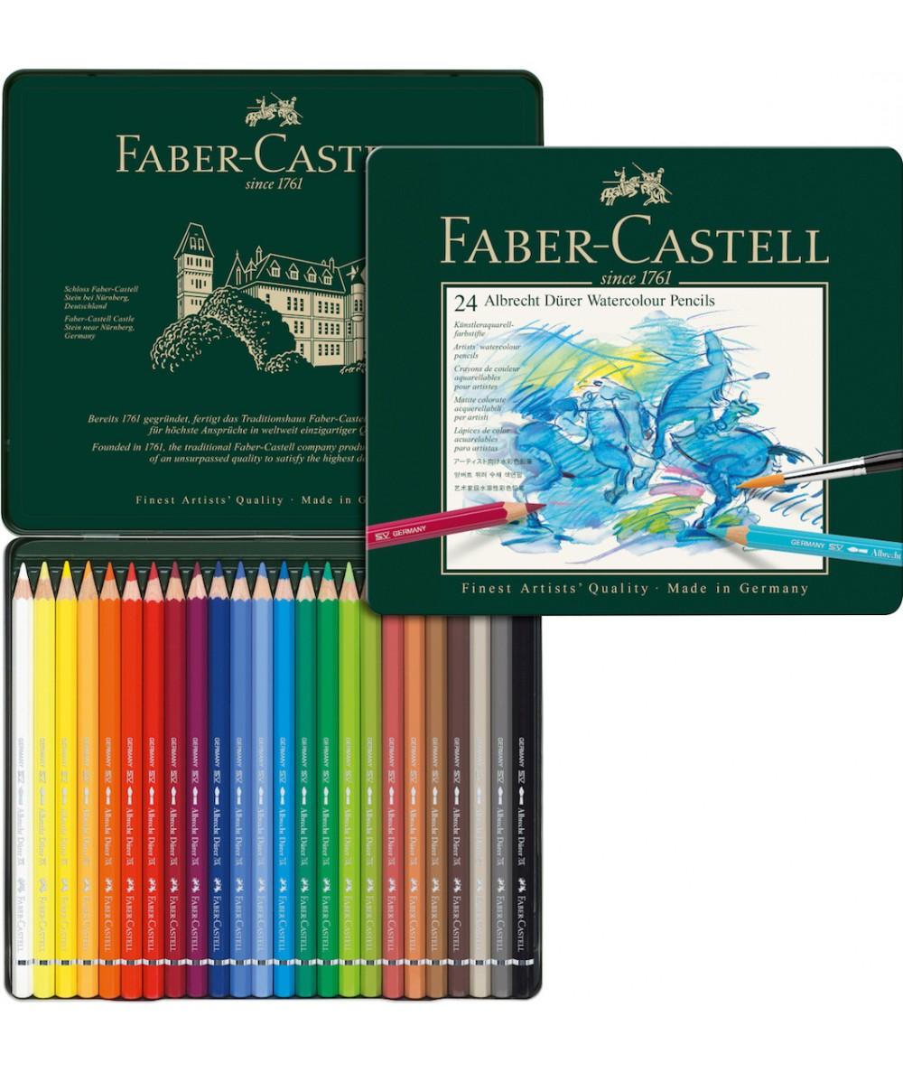 Caja 24 Albrecht Dürer Faber Castell