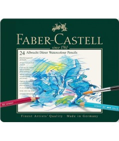 Lápices acuarelables Faber Castell