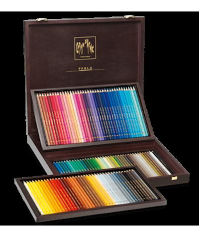 Pablo lapiz color 120 caja...