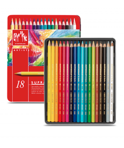 Caja lápices Supracolor