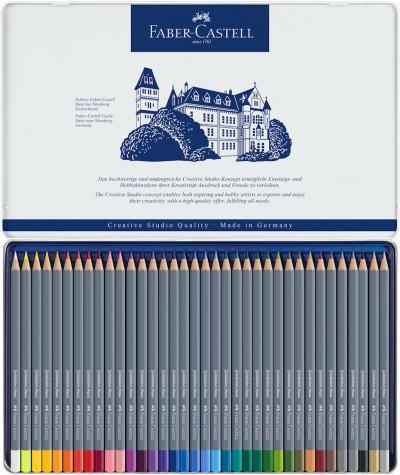 Caja 36 lápices Goldfaber