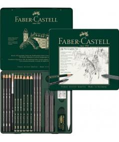 Caja Faber 19 grafitos