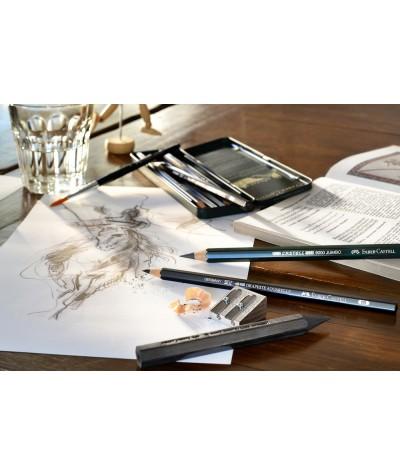 Grafitos Faber Castell