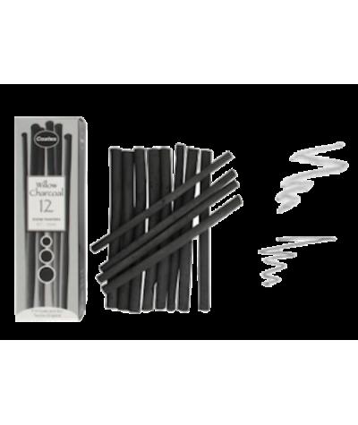 Carboncillos básicos dibujo