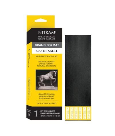 Nitram carboncillo gigante