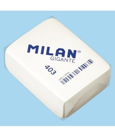 Goma de borrar gigante Milán