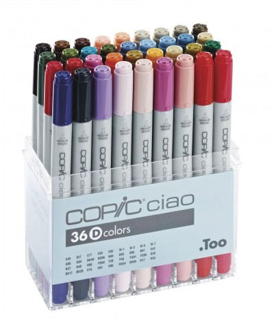 Copic Ciao 36D