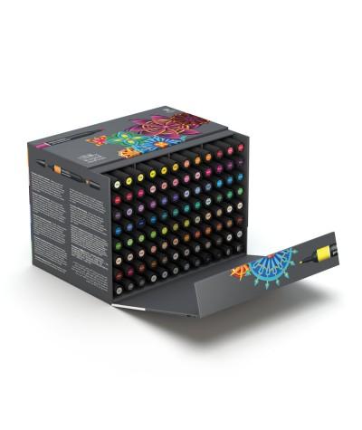 Caja 96 rotuladores Promarker