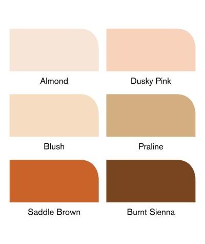 Colores piel Promarker brush