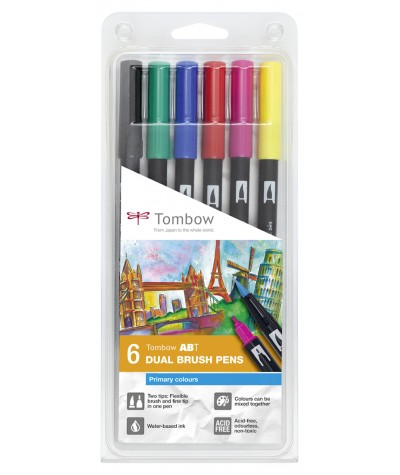 Tombow abt Dual brush básicos