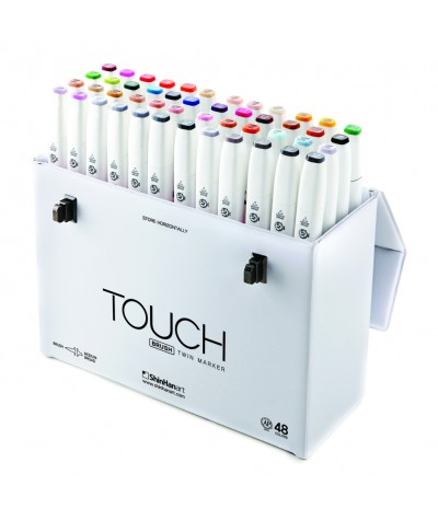 Caja rotuladores Touch twin...