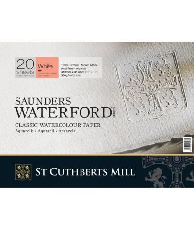 Bloc satinado Saunders A4...