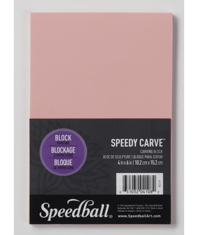 Bloque carvado Speedball