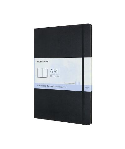 Watercolour notebook...