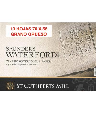 Hojas Saunders Waterford...