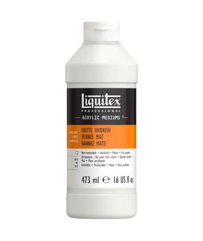 Barniz mate Liquitex 473 ml