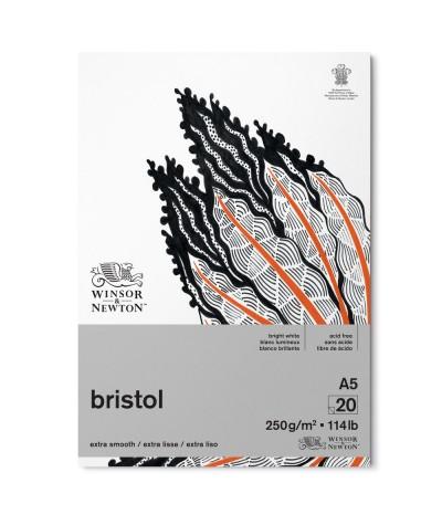Bloc Bristol Winsor A5