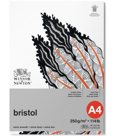 Bloc Bristol Winsor A4