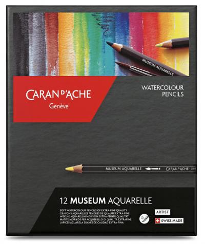 Lápices Museum Caran d´ache...