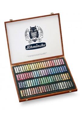 Caja madera 100 colores SCHMINCKE