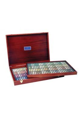 Caja madera 200 colores SCHMINCKE