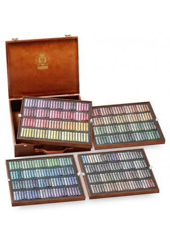 Caja madera 400 colores SCHMINCKE